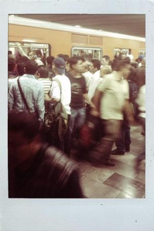 Foto Urbana Metro Ciudad de México