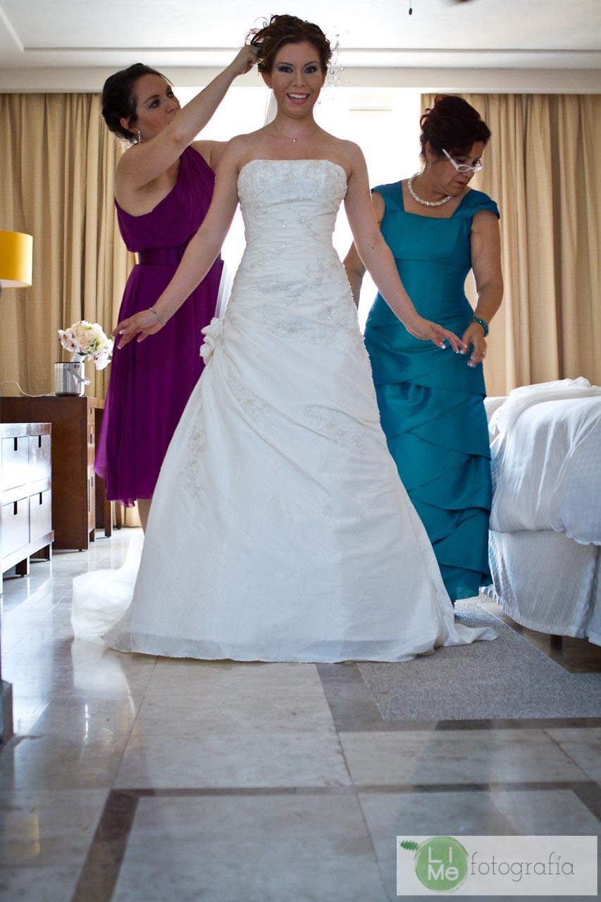 Vestido de Novia | LiMe: Fotografía Puerto Vallarta Wedding photographer