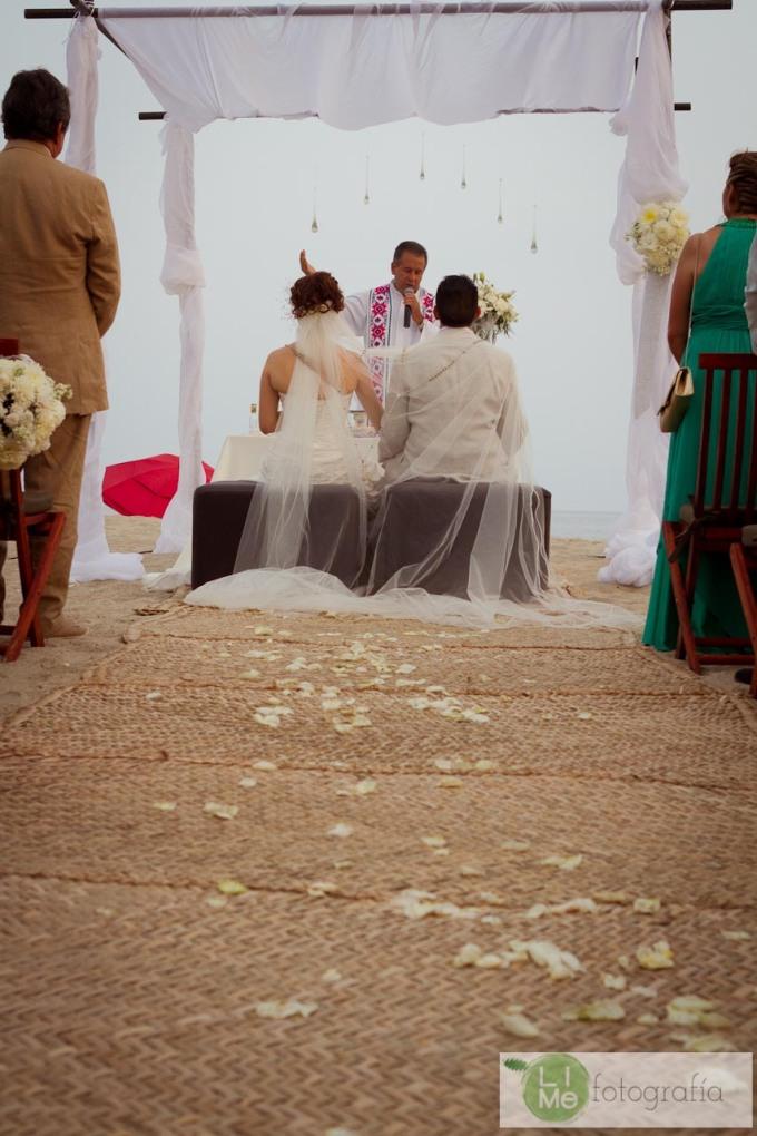 Fotografías de boda en Riviera Nayarit México por LiMe Fotografía.