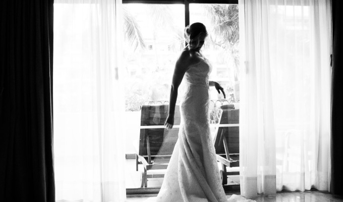 Emily + Sasa. Puerto Vallarta destination wedding at Velas Vallarta Resort.
