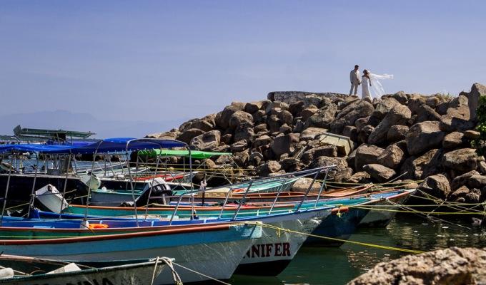 Nohemi + Jafet . Sesión de novios en Punta de Mita. LiMe fotografía debodas.