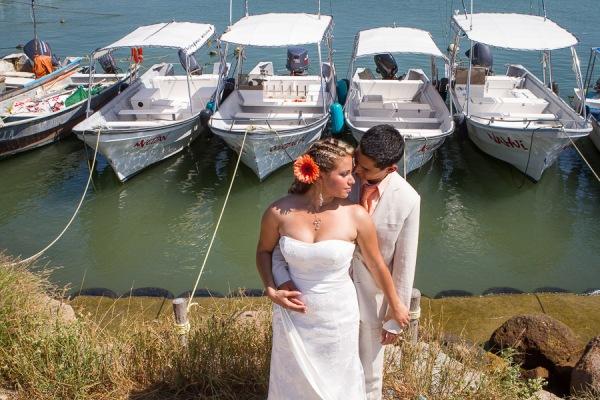 n+j destination beach wedding photography at Punta de Mita Nayarit Mexico by LiMe fotografia