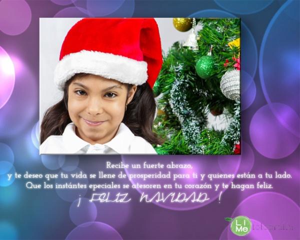 Feliz Navidad de LiMe fotografía en Puerto Vallarta