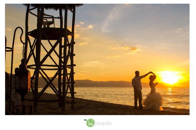 Pic of the week Puerto Vallarta Beach Wedding January 2014