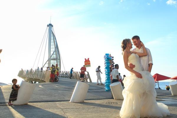Puerto Vallarta beach wedding photography LiMe fotografia de bodas en playa Novios-140115