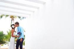 Puerto Vallarta beach wedding photography at La Mansion Puerto Vallarta by LiMe fotografia Raul Perez Amezquita bride and groom romance