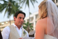 fotografia para boda de playa Puerto Vallarta beach wedding