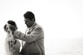 fotografia para boda de playa Puerto Vallarta Mexico beach wedding Costa Sur Resort