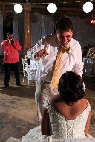 Beach Wedding photography Puerto Vallarta fotos de bodas Costa Sur Resort_140728_2135