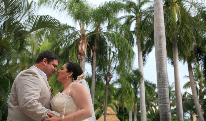 Tradition and fun got together for a unique Wedding at Casa Velas Puerto Vallarta