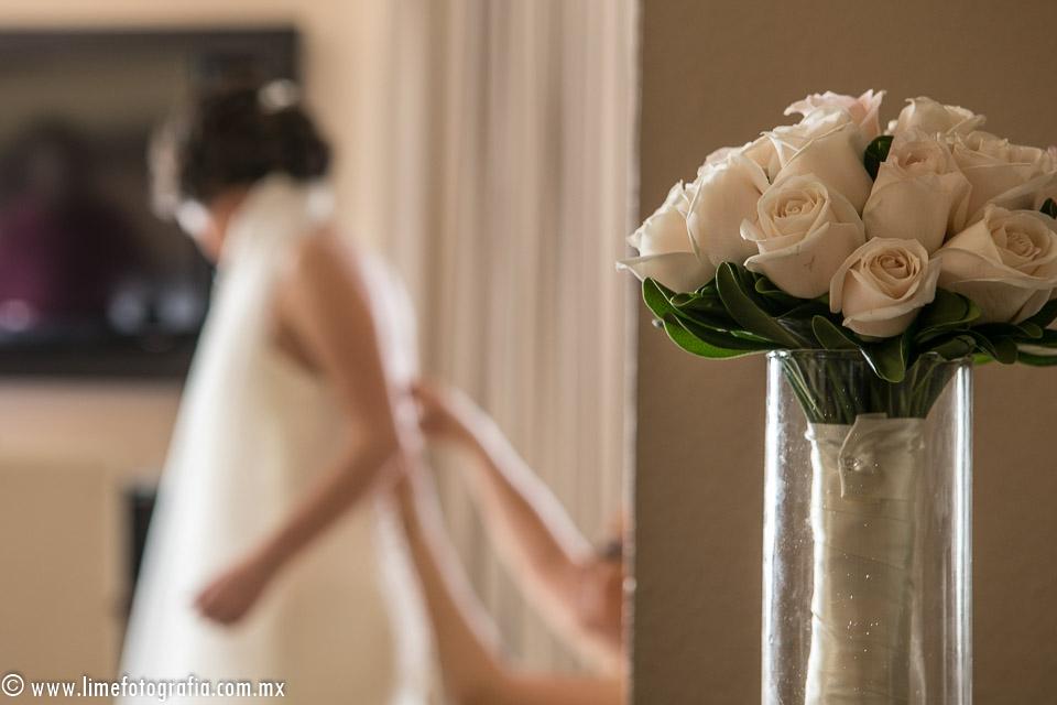 Puerto Vallarta beach wedding photographer The Westin Resort and Spa Marina Vallarta bridal bouquet