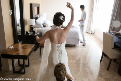 LiMe fotografia de Bodas en Puerto Vallarta Beach Wedding photographer Westin resort L y J_1410251641