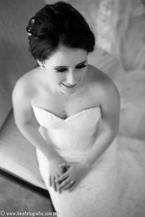 Puerto Vallarta beach wedding photographer The Westin Resort and Spa Marina Vallarta bridal portrai