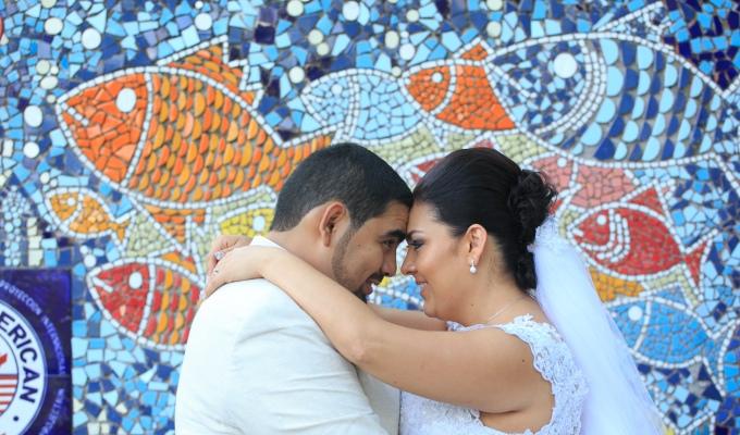 Jazmin + Antonio, previo boda Jardín Biganvilias, PuertoVallarta