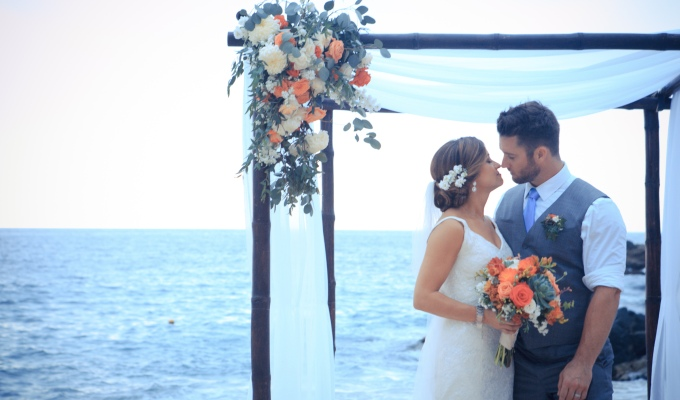 Puerto Vallarta Beach Wedding Film