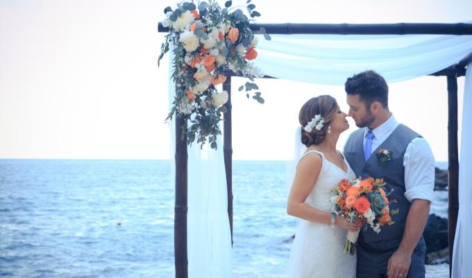 Puerto Vallarta Beach WeddingFilm