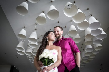 Wedding Portrait Bride and Groom Puerto Vallarta Mexico Destination Wedding photographer