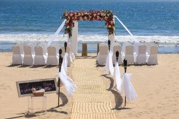 Villa del Palmar Flamingos Nuevo Vallarta Wedding Beach Photographer AM_1504181500