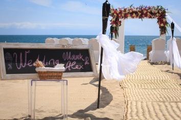 Villa del Palmar Flamingos Nuevo Vallarta Wedding Beach Photographer AM_1504181502