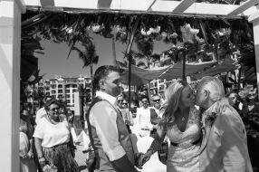 Villa del Palmar Flamingos Nuevo Vallarta Wedding Beach Photographer AM_1504181545