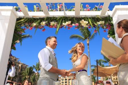 Villa del Palmar Flamingos Nuevo Vallarta Wedding Beach Photographer AM_1504181554
