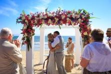 Villa del Palmar Flamingos Nuevo Vallarta Wedding Beach Photographer AM_1504181556