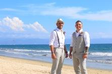 Villa del Palmar Flamingos Nuevo Vallarta Wedding Beach Photographer AM_1504181621
