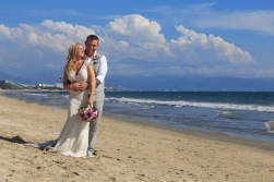 Villa del Palmar Flamingos Nuevo Vallarta Wedding Beach Photographer AM_1504181626