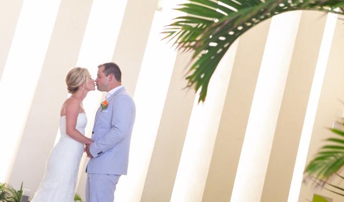 Puerto Vallarta Beach Wedding at Hilton Vallarta E +D