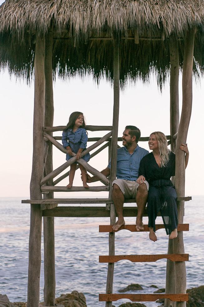 Beach family pictures Puerto Vallarta LiMe fotografia13