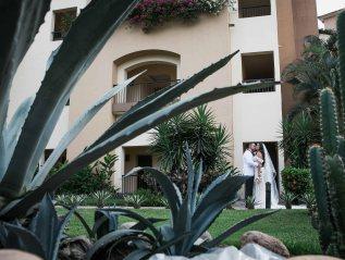 L+JL Beach Wedding at Villa del Palmar Flamigos Nuevo VallartaMexico